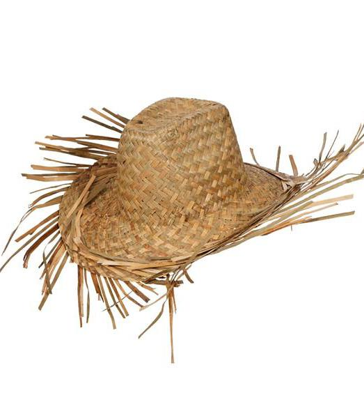 Hawaiian Beachcomber Straw Hat