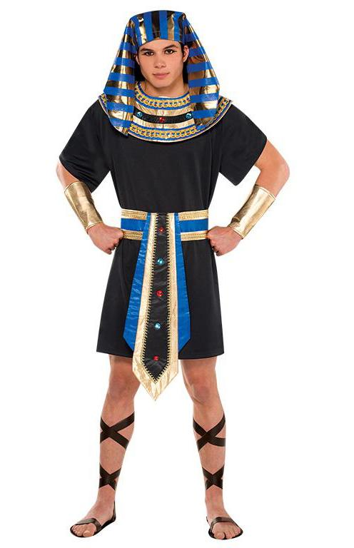 Egyptian Pharaoh Costume Kit