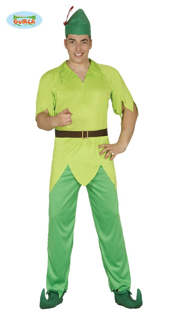 Fairy Tale Archer Costume Green