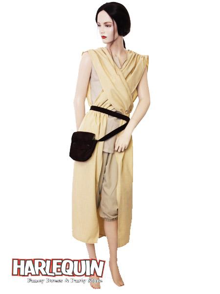 Rey Style Hire Costume