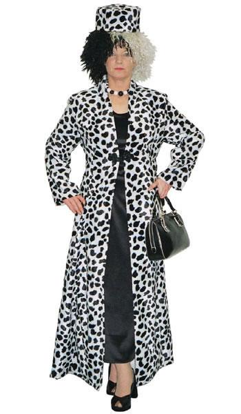 Cruella Hire Costume