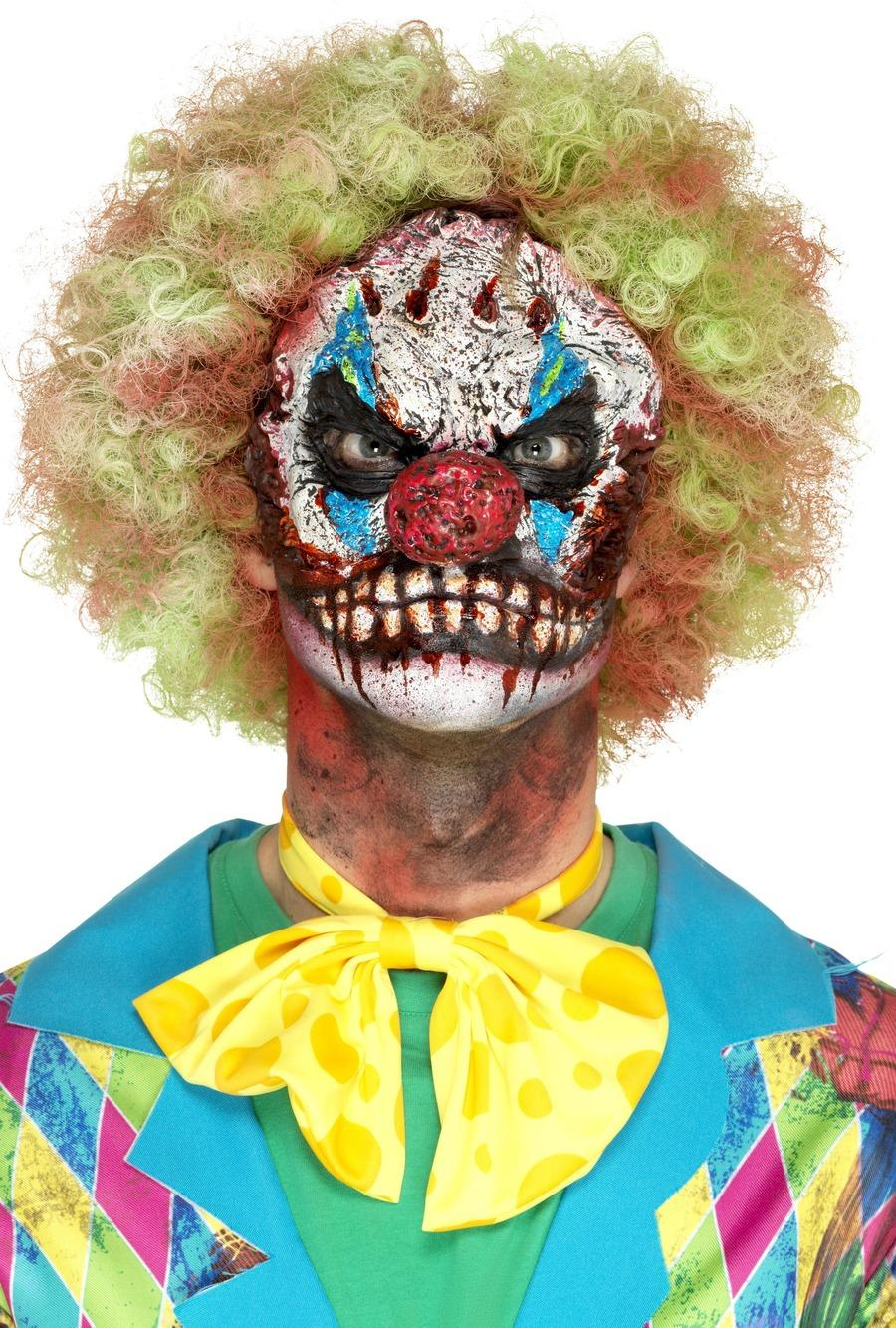 Foam Latex Clown Head Prosthetic