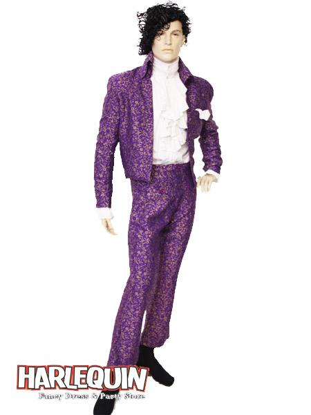 1980s Prince Hire Costume