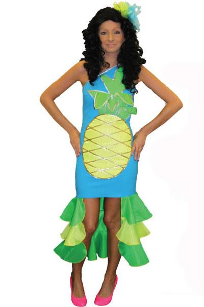 Gypsy Pineapple Hire Costume