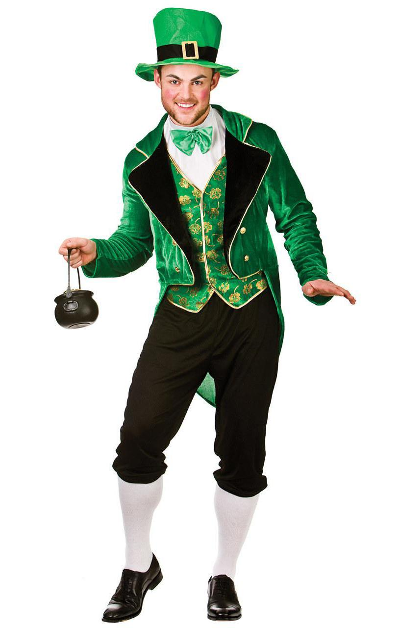 Leprechaun Man Costume