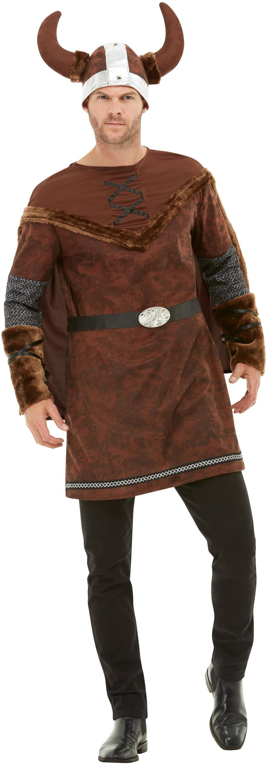 Viking Barbarian Costume
