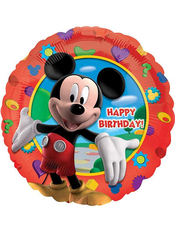Foil Balloon Disney Mickey Mouse Birthday