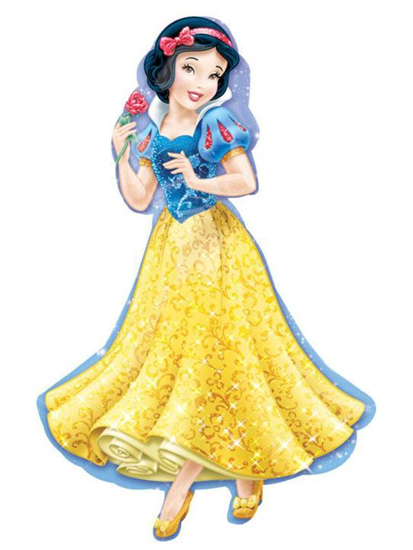 Foil Balloon Disney Snow White Supershape