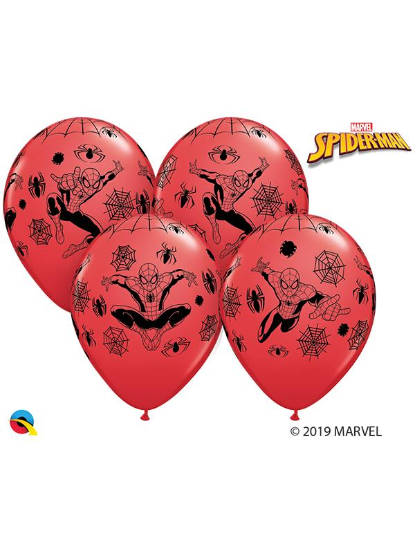 Latex Balloons Spider-Man
