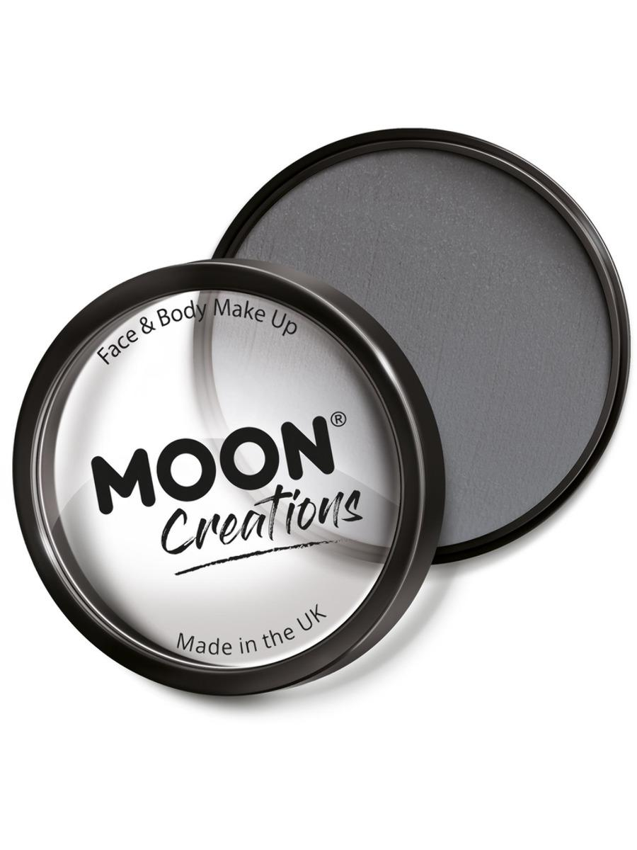 Moon Creations Pro Face Paint Dark Grey