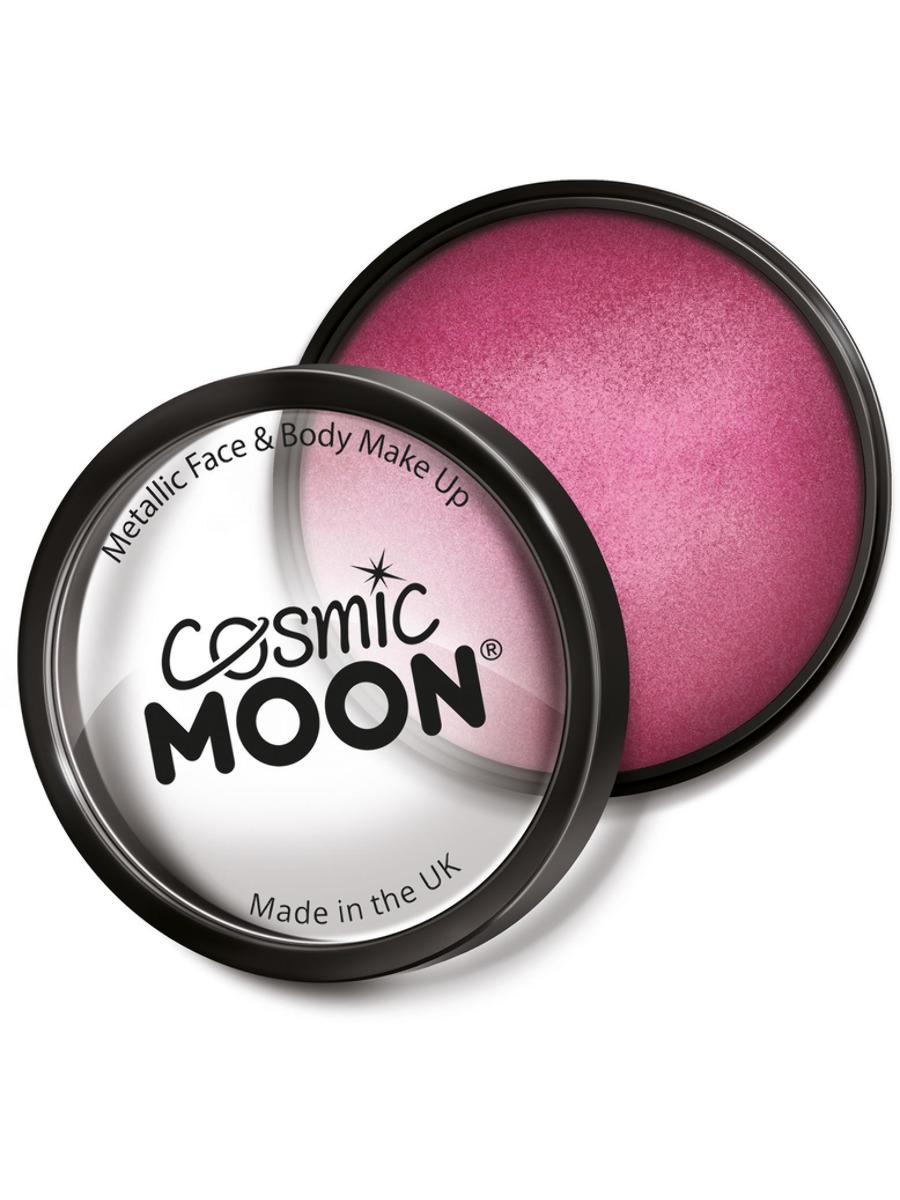 Moon Creations Metallic Pro Face Paint Pink