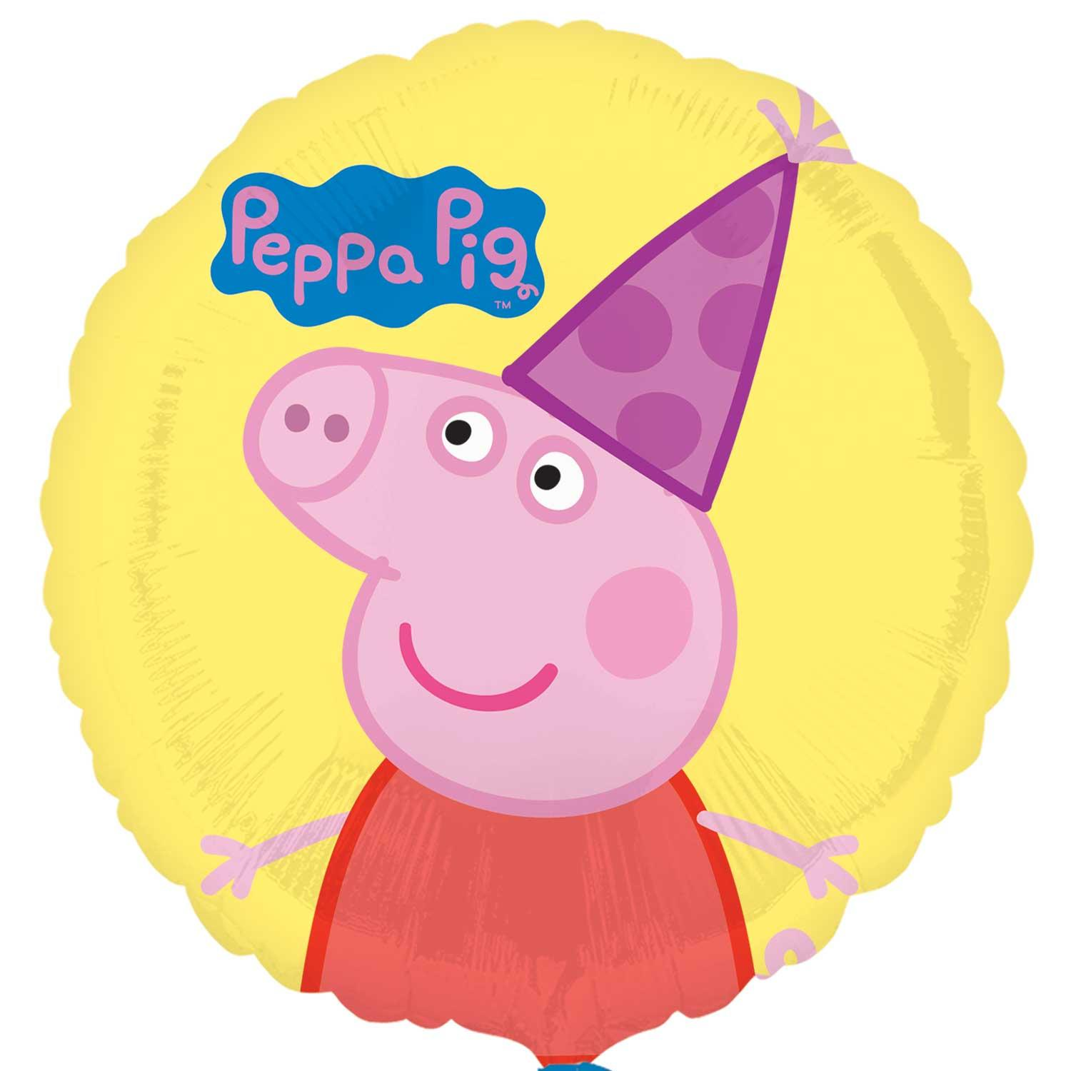Foil Balloon Peppa Pig