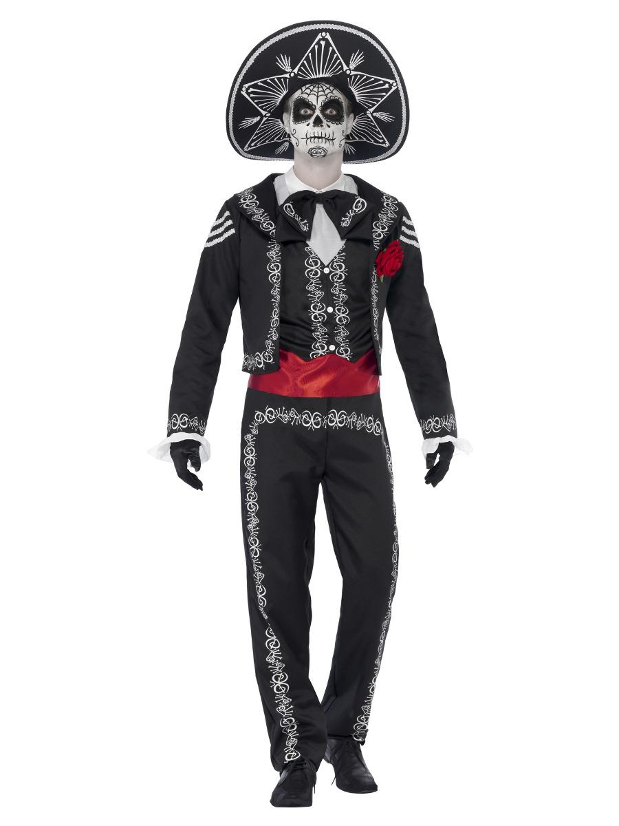 Day of the Dead Se̴nor Bones Costume