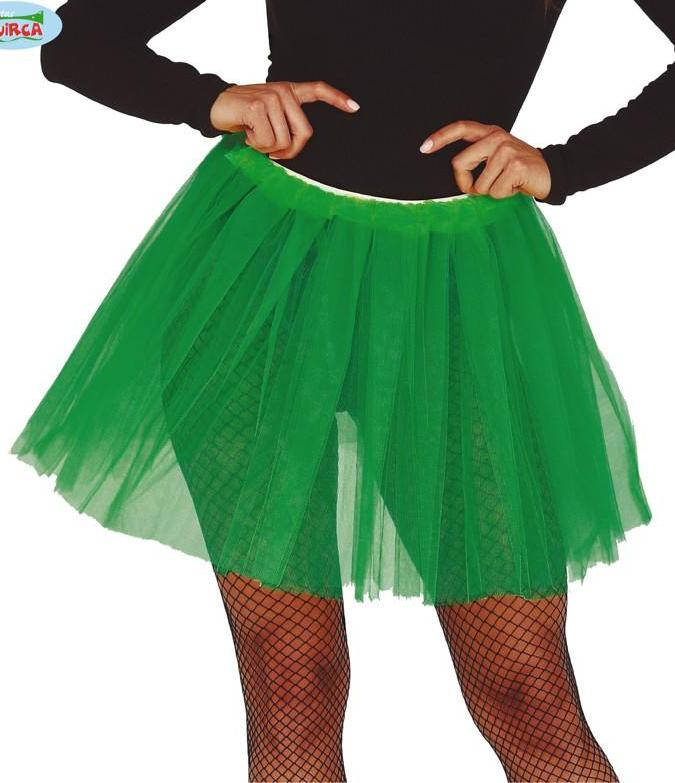 Adult Tutu Dark Green 40cm
