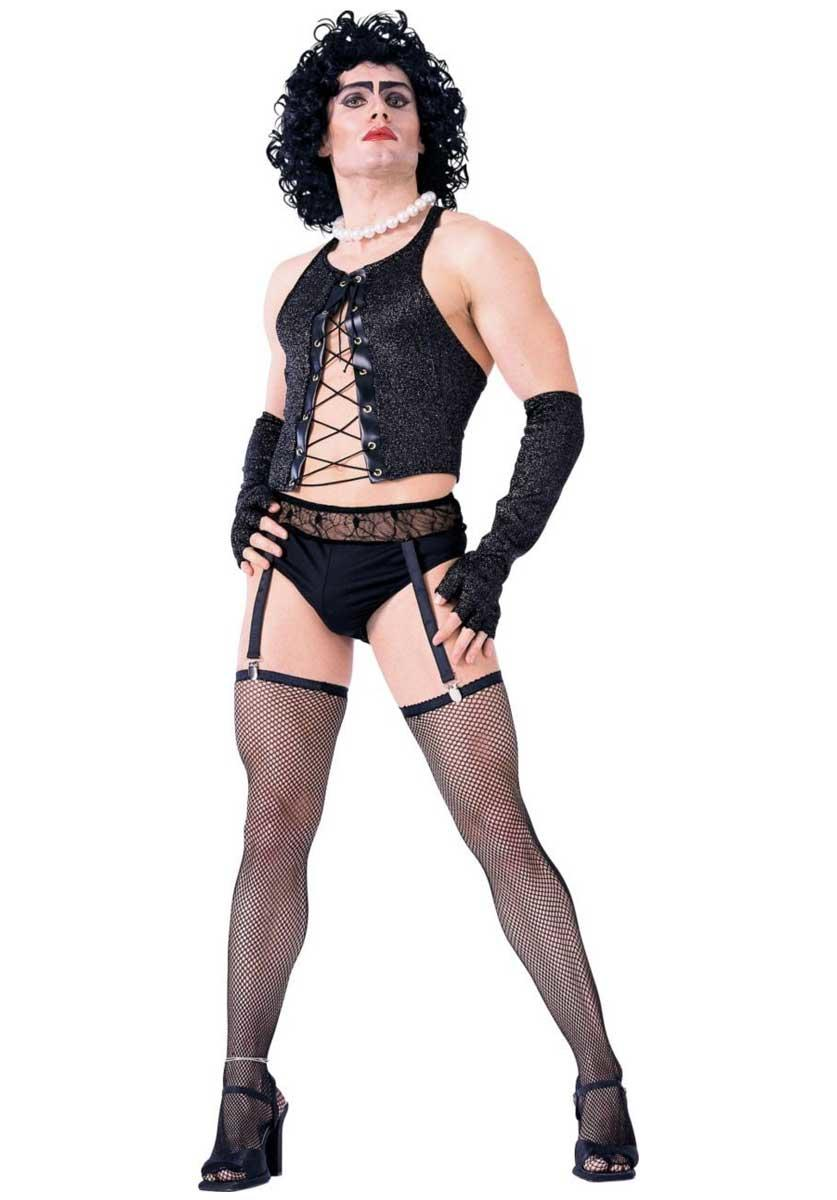 Rocky Horror Frank N. Furter Costume