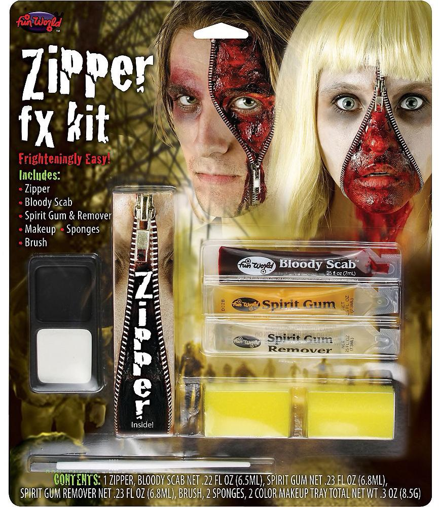 Zipper Make-up Kit