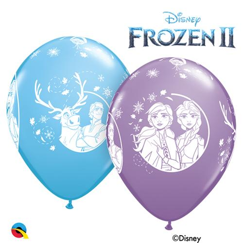 Disney Frozen 2 Latex Balloons