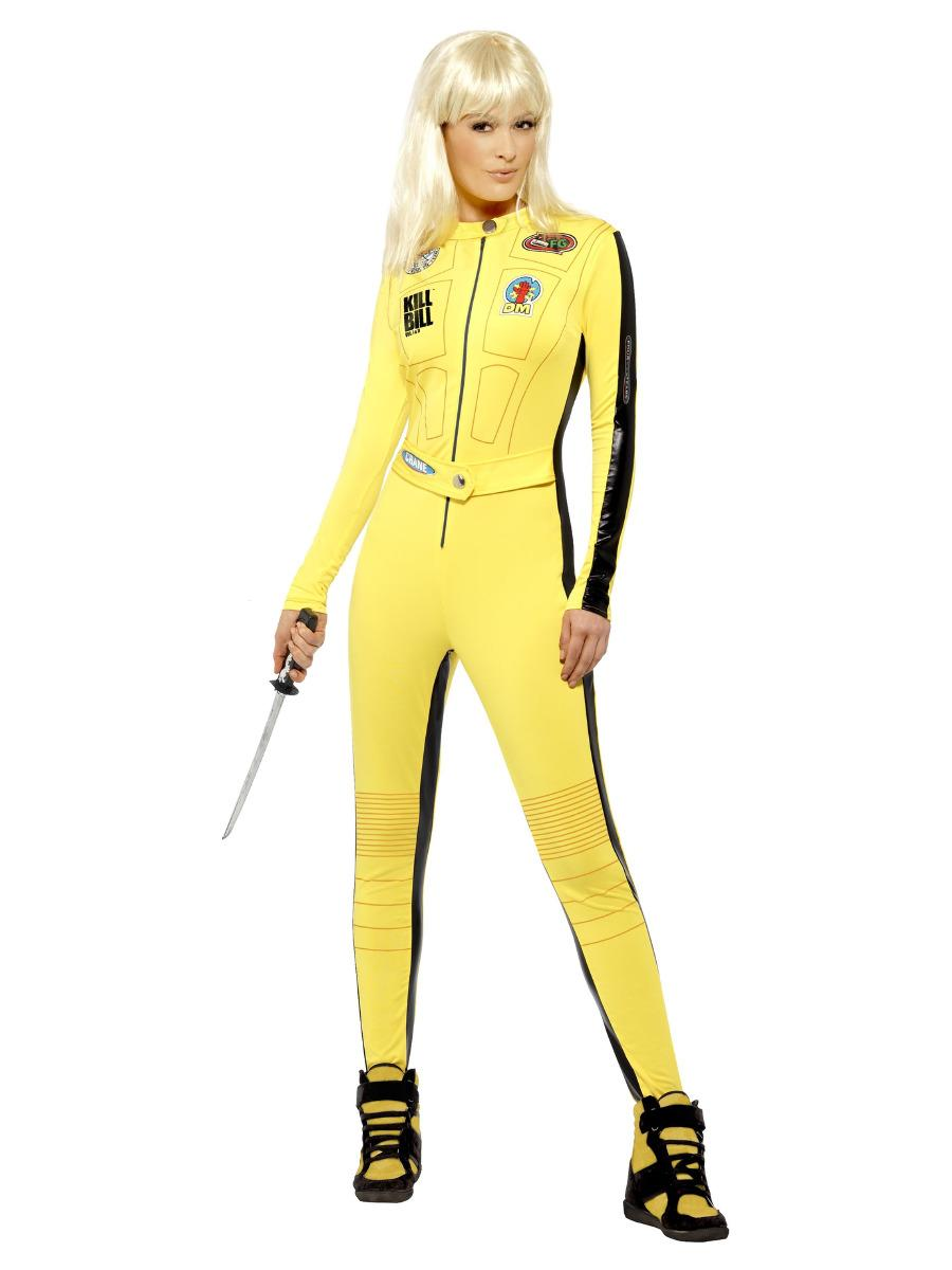 Kill Bill Vol.1 The Bride Costume