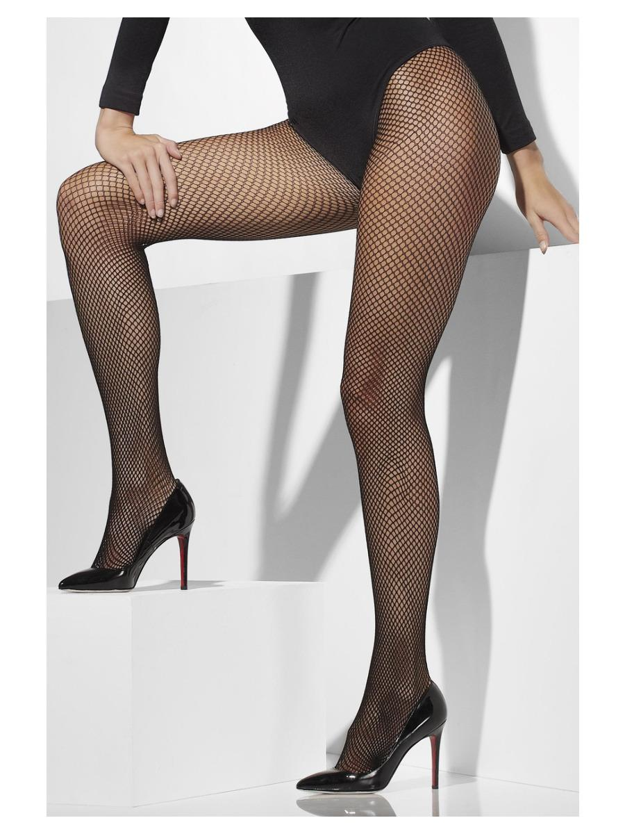 Fishnet Tights Black