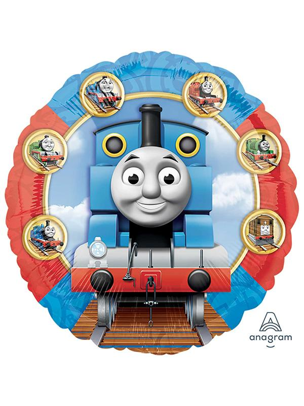 Foil Balloon Thomas the Tank Engine
