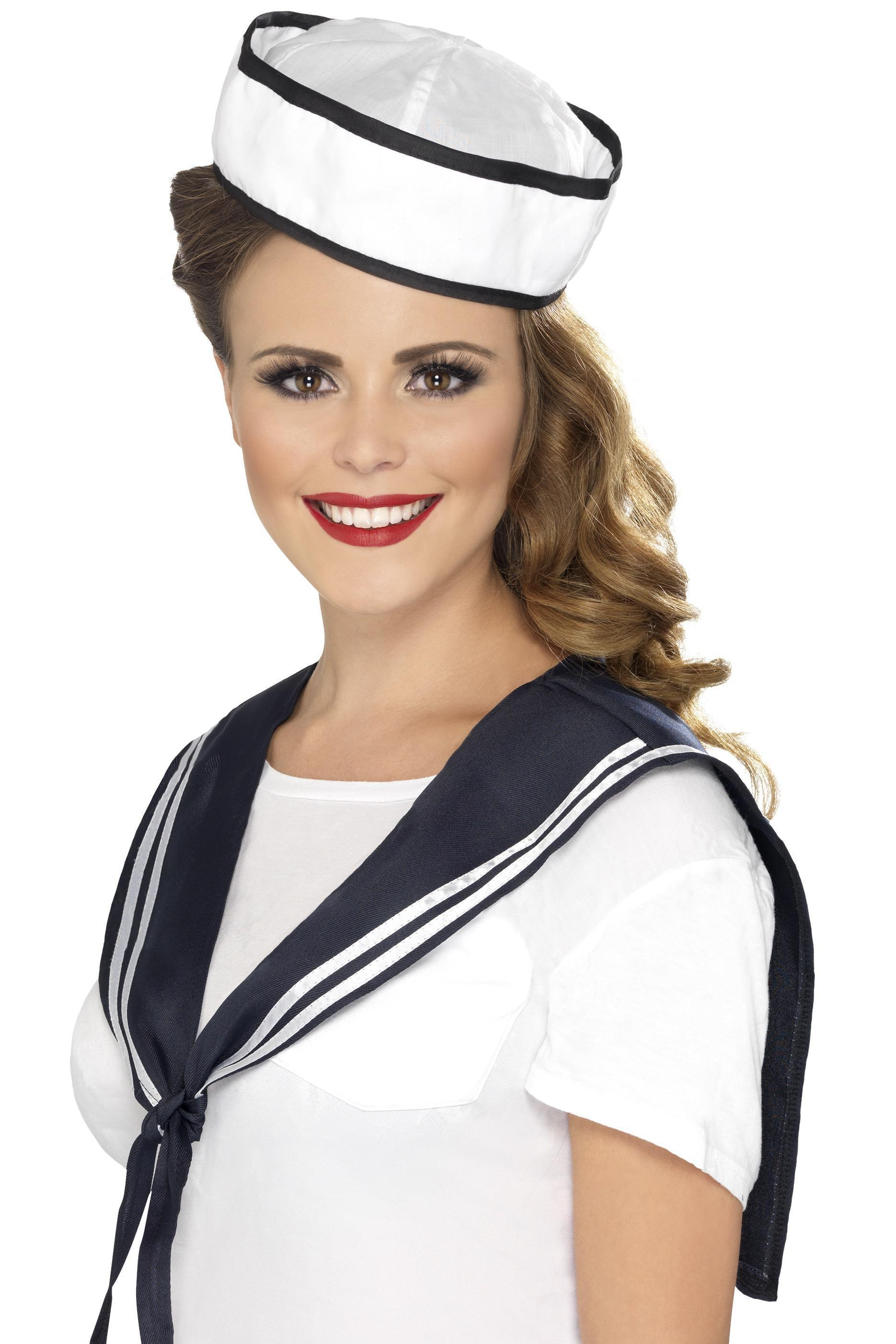 Sailor Scarf and Hat