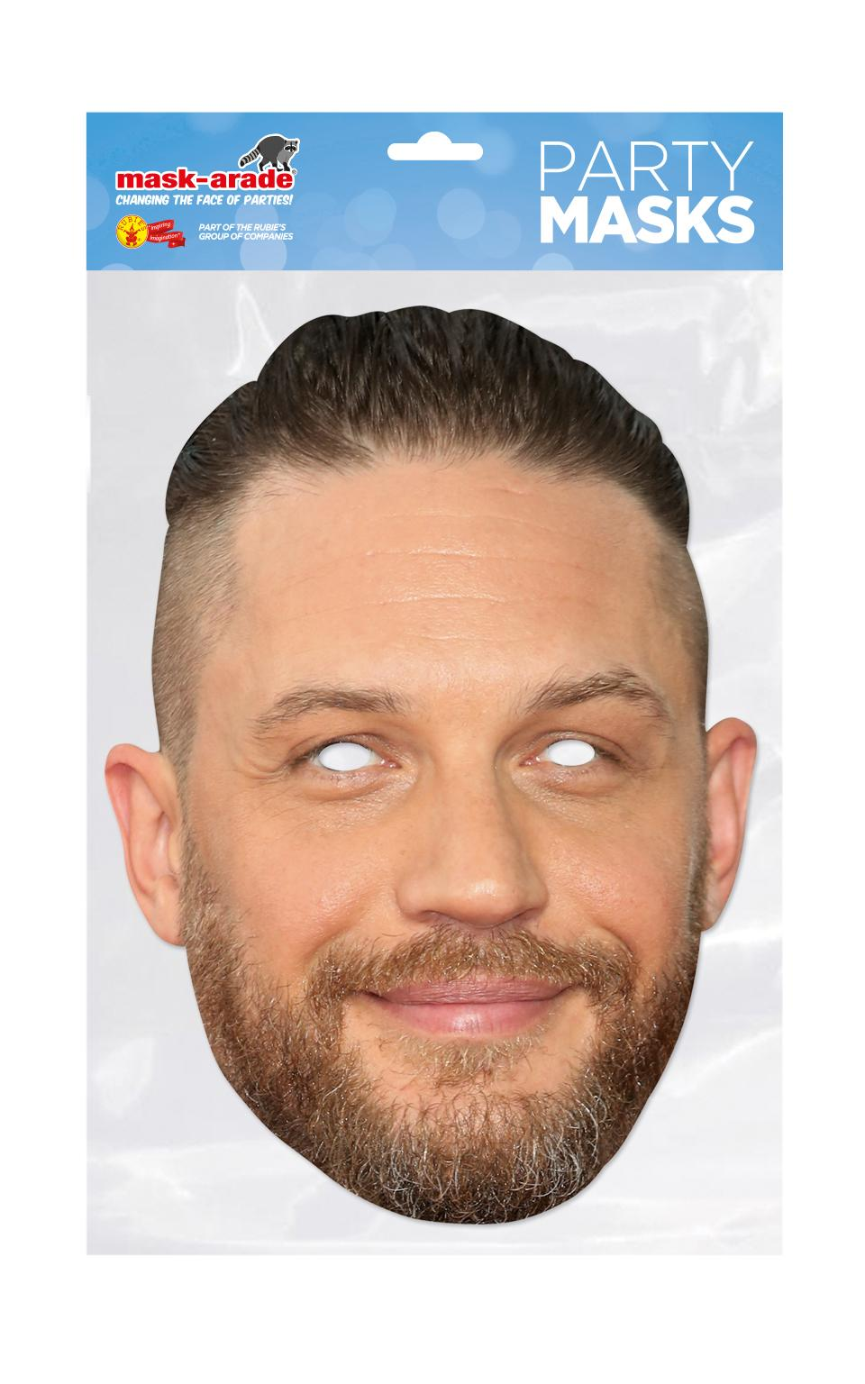 Tom Hardy Mask