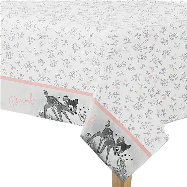 Plastic Table Cover Bambi Premium