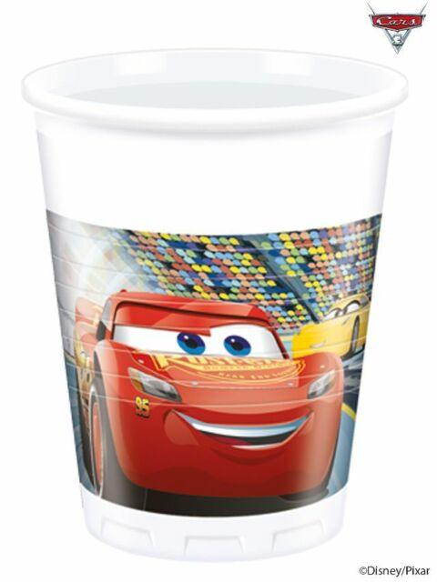 Plastic Cups Cars