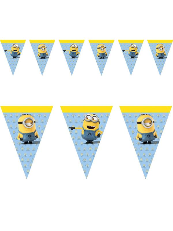 Pennant Bunting Minions