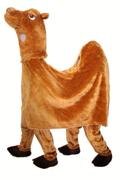 Pantomime Camel Mascot Hire Costume