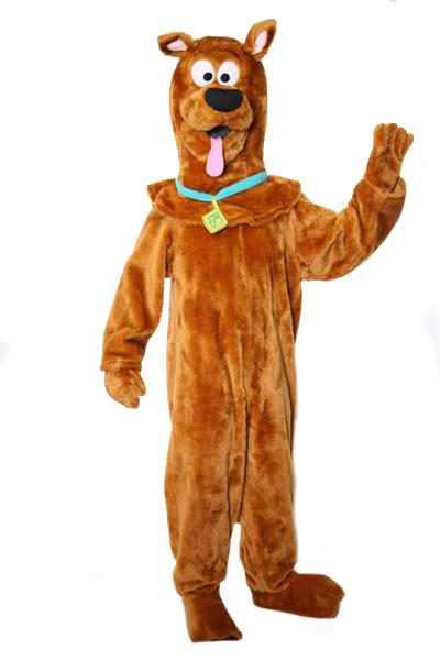 Scooby Doo Mascot Hire Costume