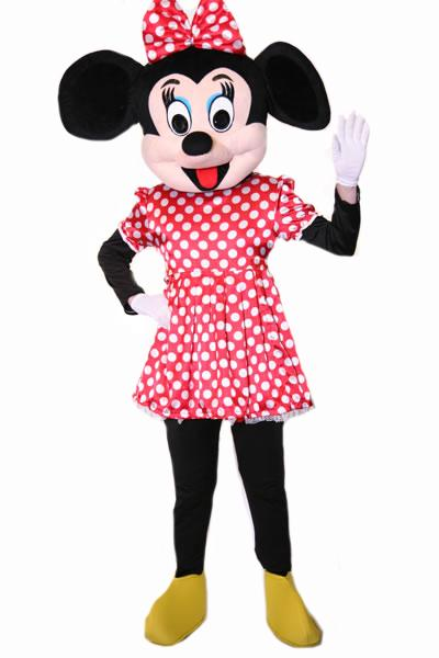 Mrs Mouse Mascot Hire Costume