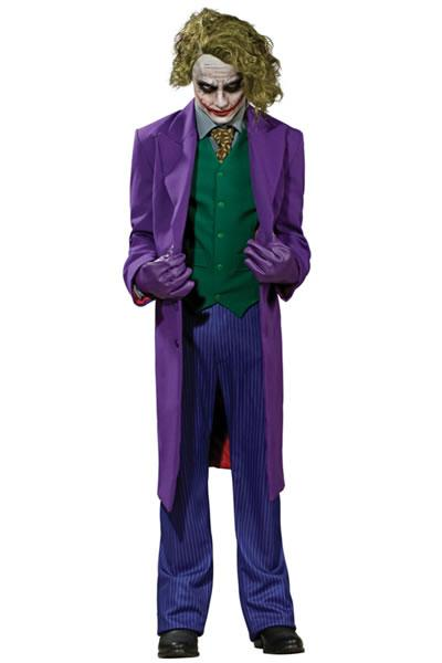 The Joker Hire Costume