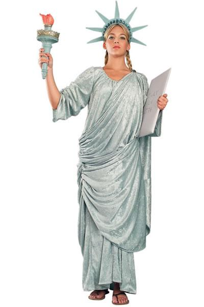 Statue of Liberty Hire Costume