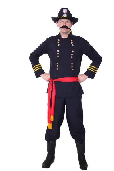 Union Officer Hire Costume