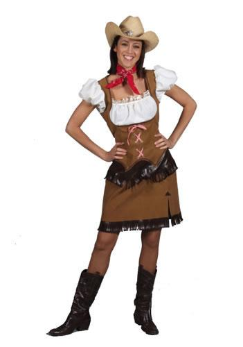 Cowgirl Hire Costume