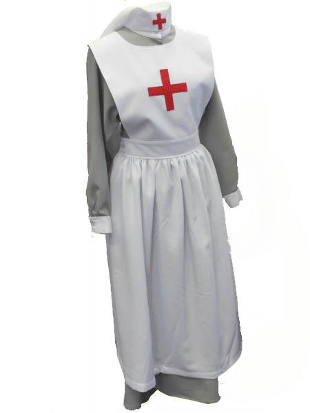 WW1 Nurse Hire Costume