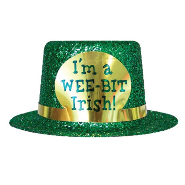 A WEE BIT IRISH MINI HAT