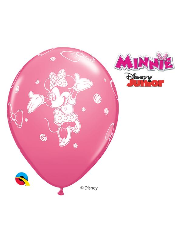 Latex Balloons Disney Minnie Mouse