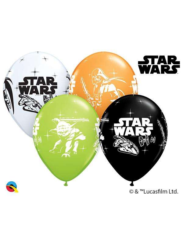 Latex Balloons Star Wars