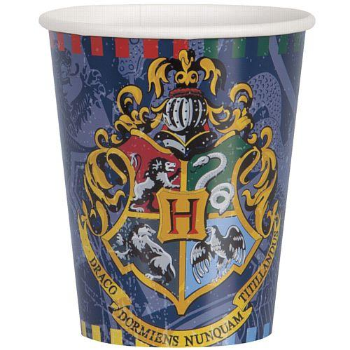 Paper Cups Harry Potter