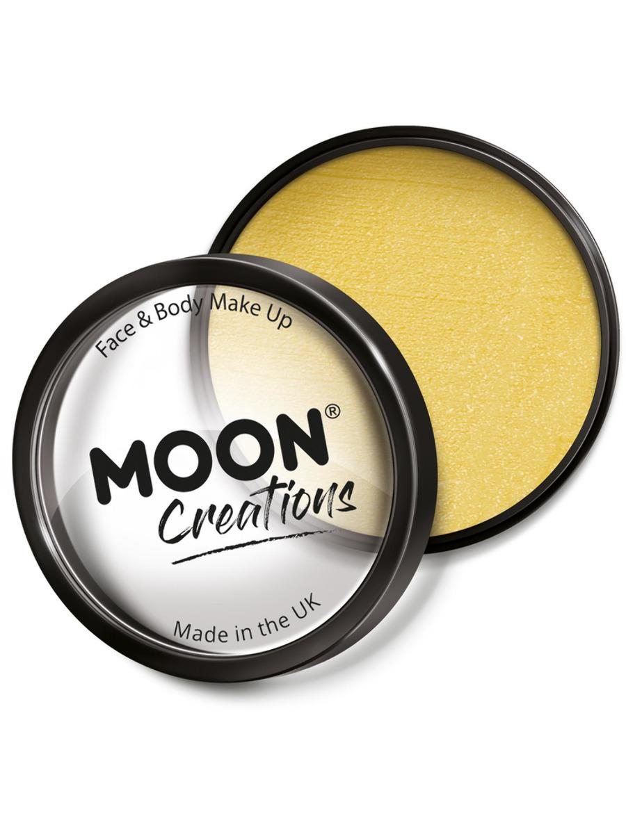 Moon Creations Pro Face Paint Golden Sand