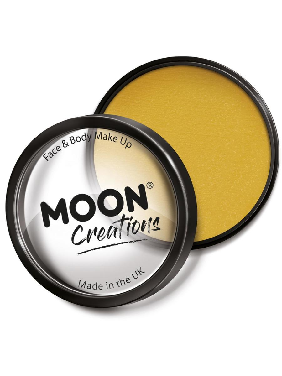 Moon Creations Pro Face Paint Mustard