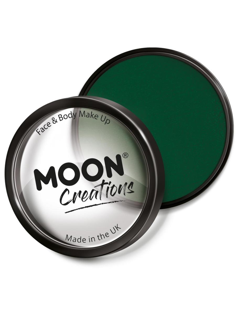 Moon Creations Pro Face Paint Dark Green
