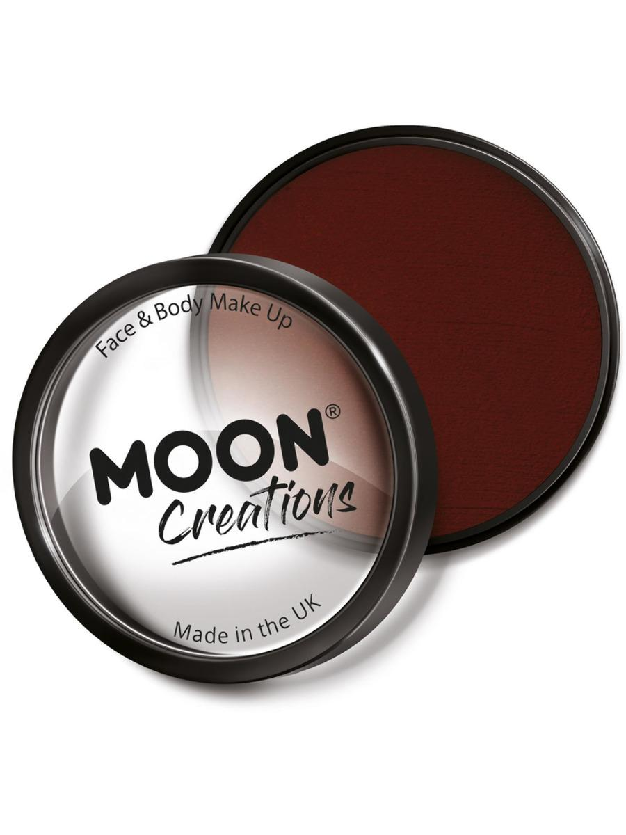 Moon Creations Pro Face Paint Dark Red