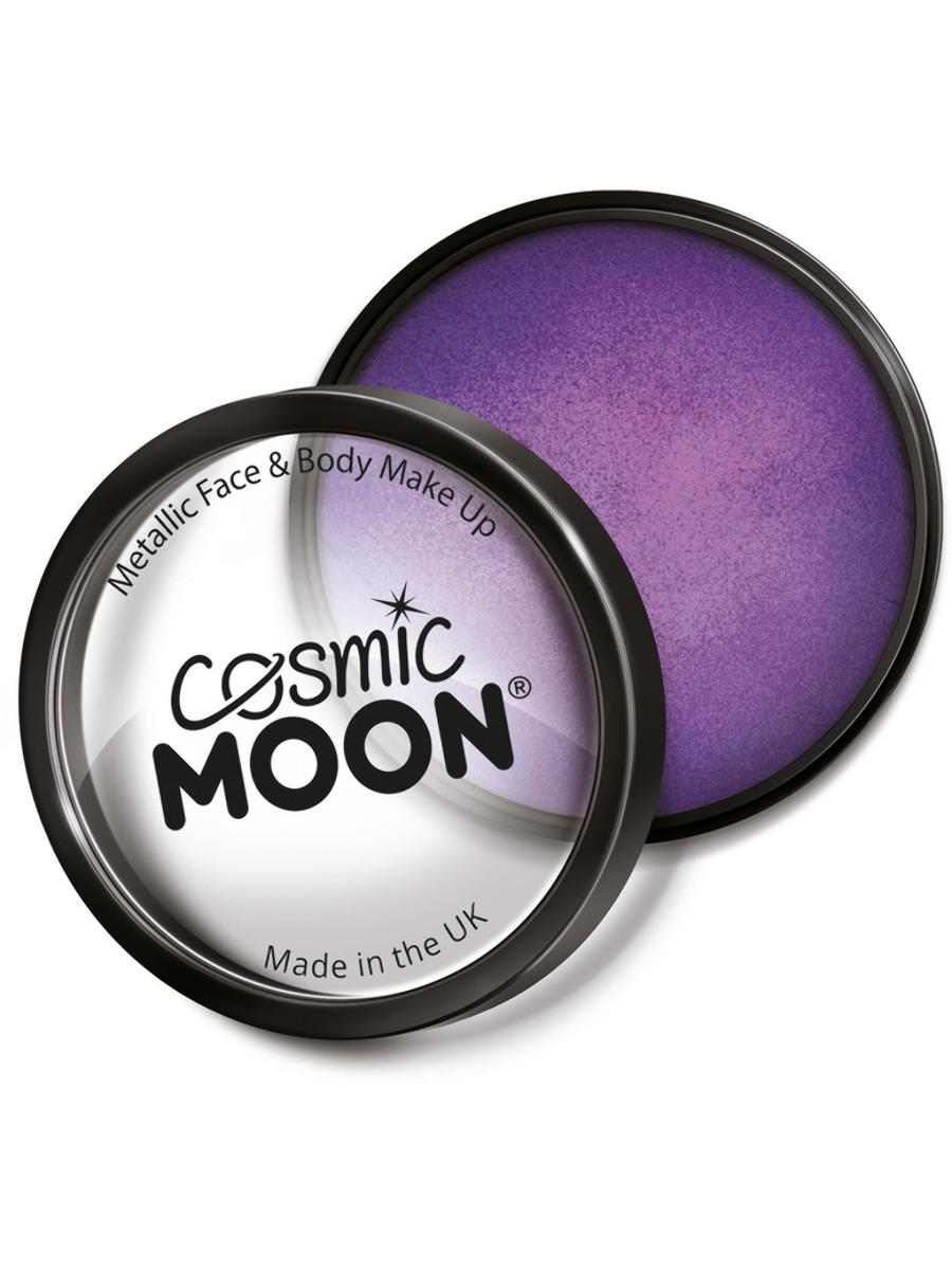 Moon Creations Metallic Pro Face Paint Purple