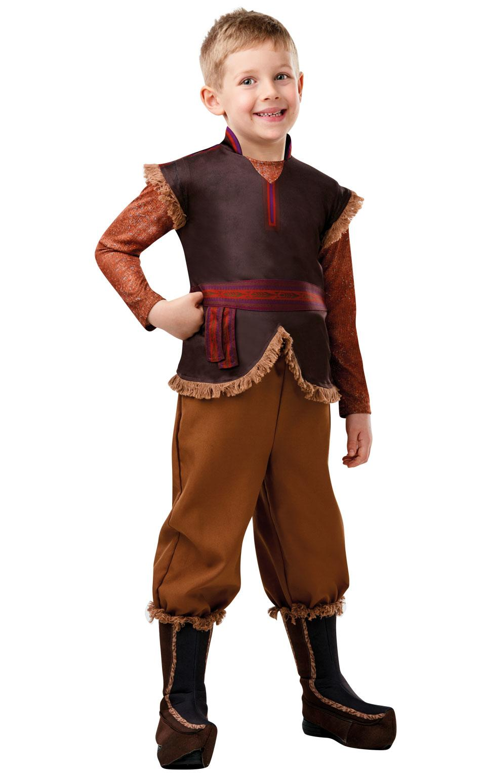 Frozen 2 Childs Kristoff Costume