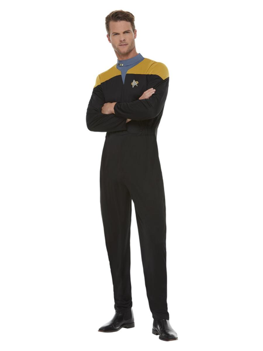 Star Trek Voyager Operations Uniform