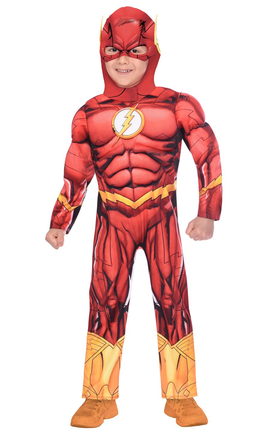 Kids Classic The Flash Red