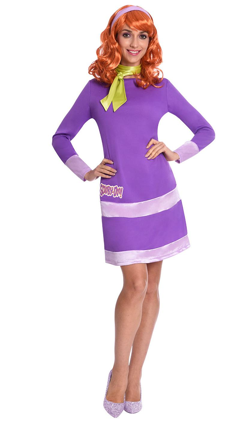 Scooby Doo Daphne Adult Costume